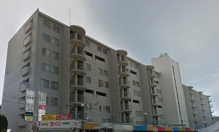 山科音羽マンションA棟の物件画像
