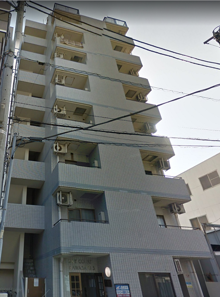 スカイコート川崎5の物件画像