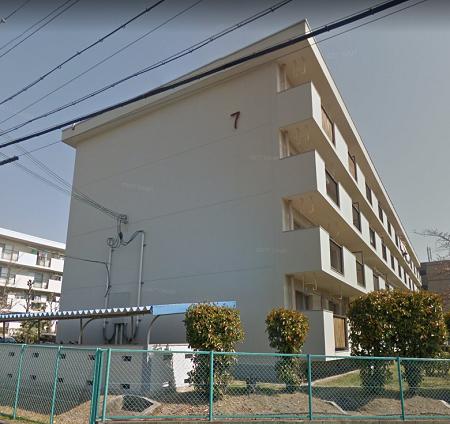 枚方東山住宅7号棟の物件画像
