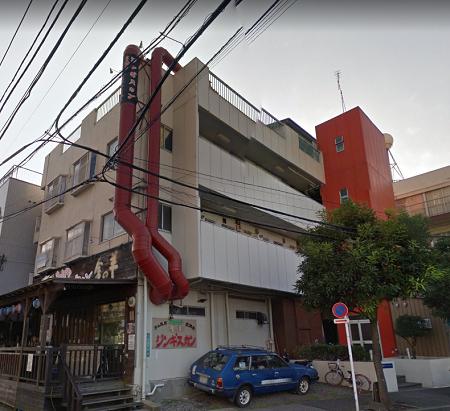 宇田川マンションの物件画像